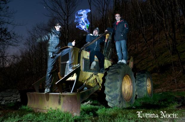 Foto de Grupo en La Excavadora