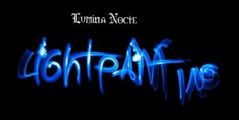 Lightpainting LuminaNocte