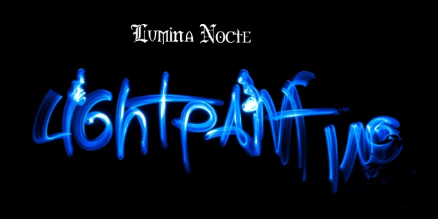Lightpainting LuminaNocte