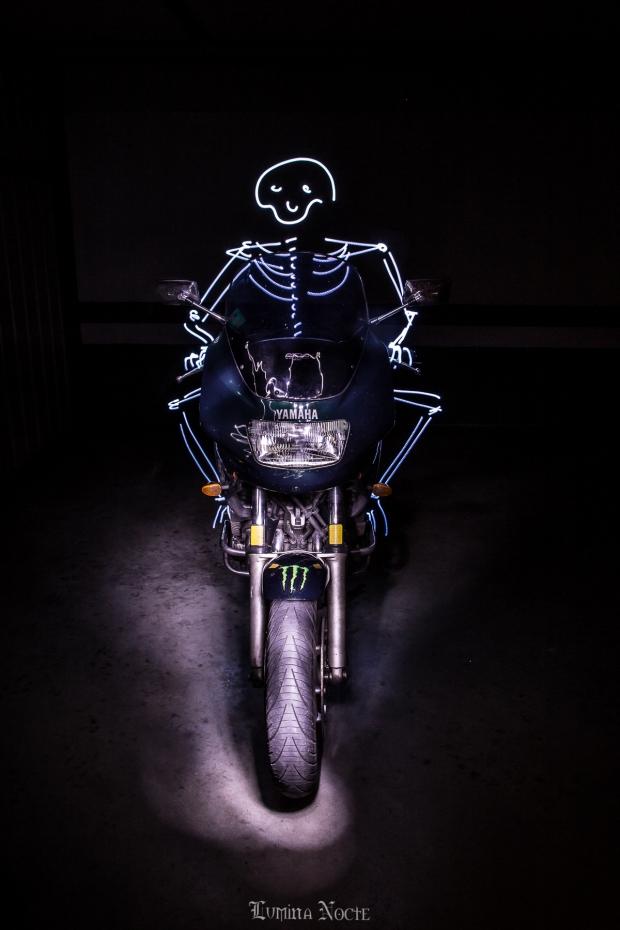 sesion ruedas moto